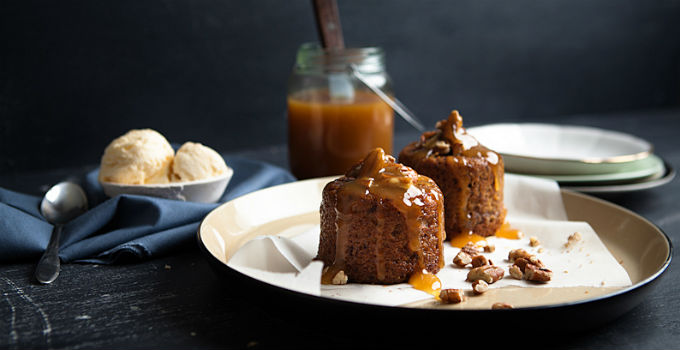 sticky date pudding recipe feature